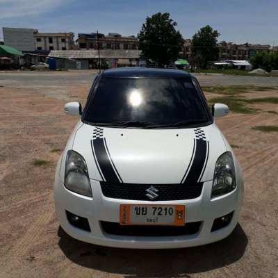 Suzuki Swift 1.2 Auto 2011