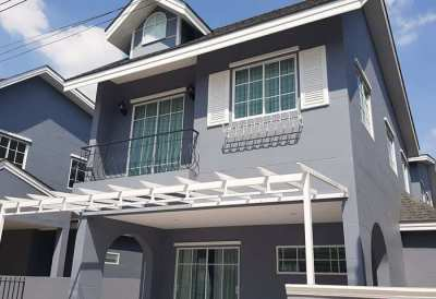 HS1532 East Pattaya House , 3 bed for sale