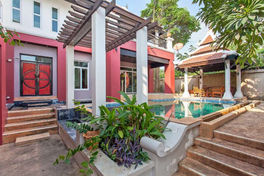 Fantastic 3 bedroom property available in Pratumnak HIll Pattaya !