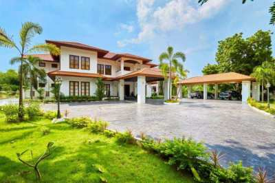 Stunning Mansion in Rayong - Third Party Appraisal Valuation