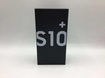 Samsung Galaxy S10 plus 256gb