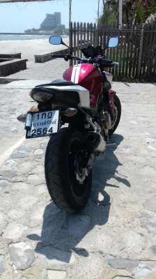 Honda CB 500 F excellent condition