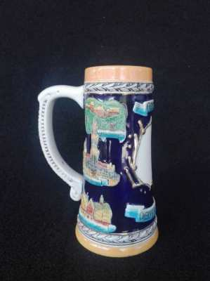 SOLD!!! German ceramic stein