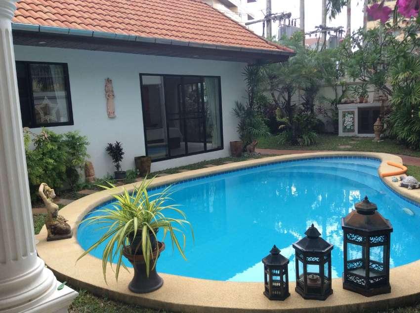 Jomtien 2 Bedroom Pool Villa Bargain Priced