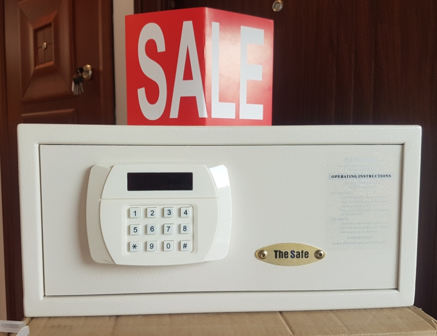 Digital Safe Box, New! Hot price sale 3,500 Bath
