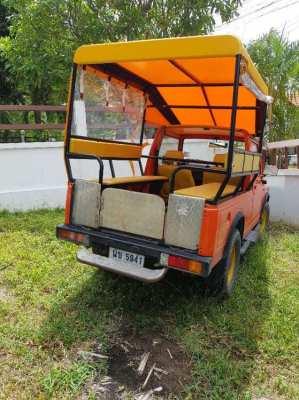 Suzuki Jeep Converted For Safari Or Guest Pick Ups