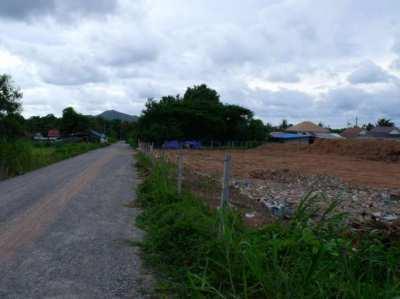 Land for sale in Bangsaray ( 2 rai )