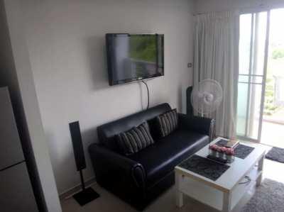 Affordable condo in quiet Jomtien area
