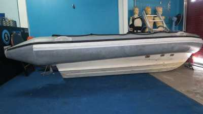 Cholamark Dingy 410 for sale (Reduce)
