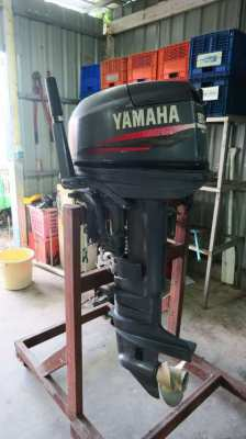 Yamaha 30 hp Outboard long shaft engine for sale