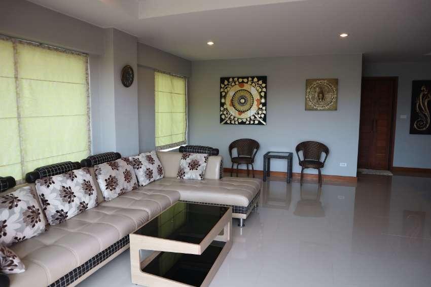 Sea view apartment 2 bed 2 bath Khanom Nakhon Si Tammarat.
