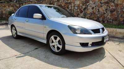 2009 Mitsubishi Lancer 1.6 SEi Ltd Edtion Ralliart LPG Gas