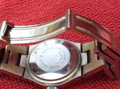 ROLEX TUDOR All-Stainless Steel Ladies Princess Quartz Oysterdate
