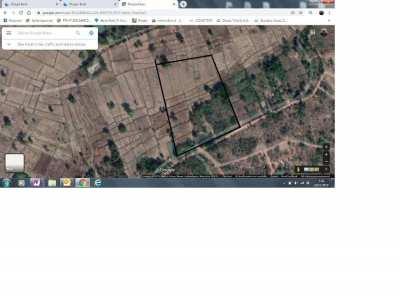 Land 25 Rai in Non Sang
