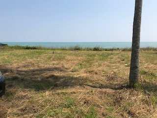 BEAUTIFULL BEACHFRONT LAND FOR SALE