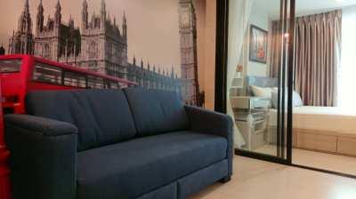 The fully furnished resort style condo, The Niche Mono Sukhumvit 50
