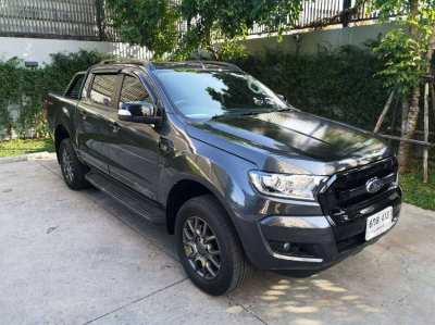Ford Ranger FX4 2.2 A/T 2017 milage 37,xxx km milage no accident