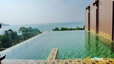 #CSR1279  A Beautiful 2Bedroom Condo For Sale At De Amber @ Bangsaray