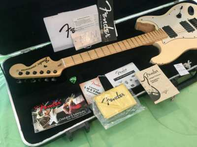 FENDER USA JIM ROOT STRATOCASTER 2011- FIRST RUN - EMG - Fender/SKB **