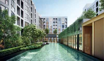 Off Plan Project for Sale CBD Bangkok