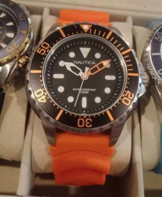 Nautica Diver Watch
