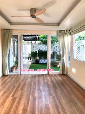 COSY HOME FOR RENT 3 BEDROOMS NEAR BTS & INTL' SCHOOLS IN BANGNA