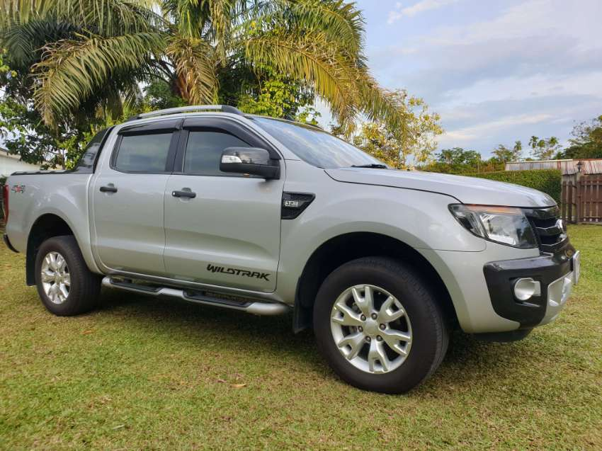 4x4 Ford Ranger Wildtrek 3.2 Liter 09/2014 Reduced