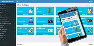 Responsive Condo Management System