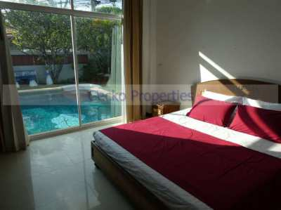Two  Bedroom House w/private pool only 25,000 Baht
