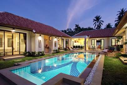 For sale villa Bangrak Koh Samui