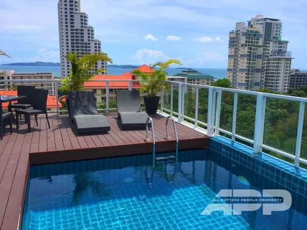 Best offer on the market! 1 bed in Pratamnak just 1.18!!!