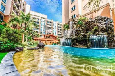 Atlantis Condo Resort 2 Bedroom For Rent