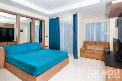 Nam Talay Pool View Studio For Sale