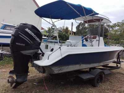 Seat Sports Fisherman Speedboat for sale