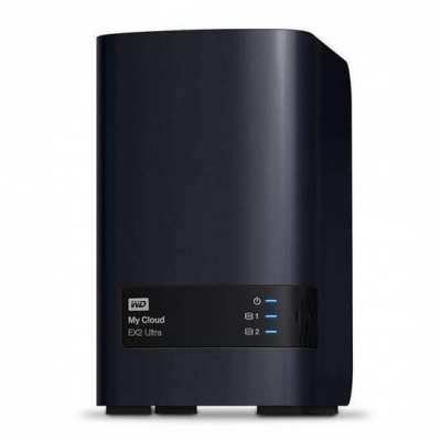 WD NAS My Cloud Expert EX2 Ultra 16TB
