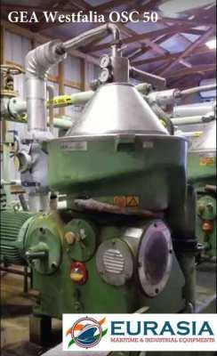 Alfa Laval oil separator, purifier spares, Westalia separators