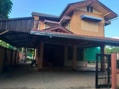 For sale 3 bedrooms villa Kaset Sombun