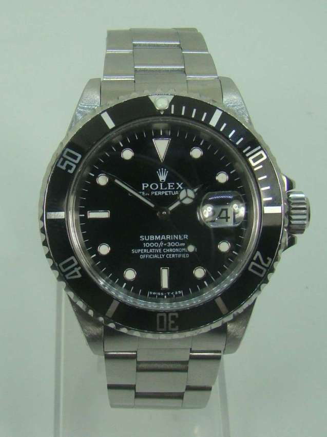 Rolex Submariner 16610 in as new condition