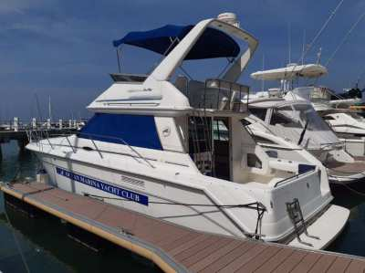 SEA RAY  37 -PROFFESIONALLY MAINTAINED since new