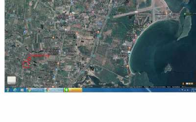 5 Buildings, Swimming pool on 6 Rai land for sale