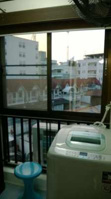 Selling 23 m2 condo in Khon Kaen city center