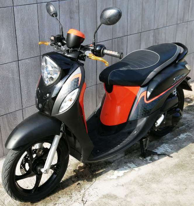 Yamaha Fino(2017/19) Rent start 1.700 ฿/M (6M contract paid in 1 time)
