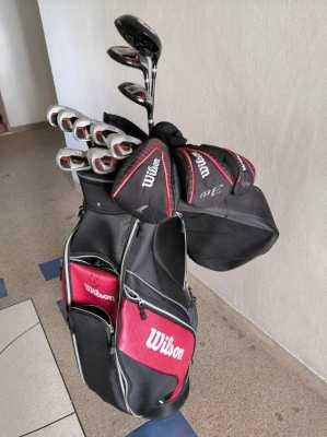 Wilson golf set