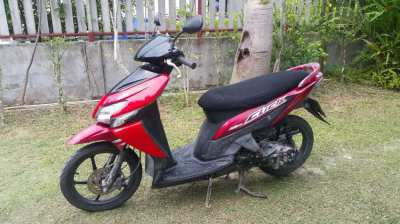 Honda Click 110 Automatic in a Good Condition