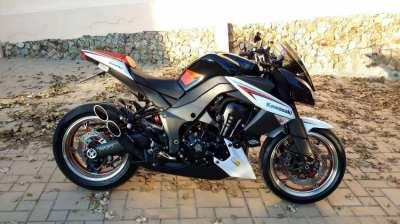 Kawasaki Z1000 2013 285'000 baht