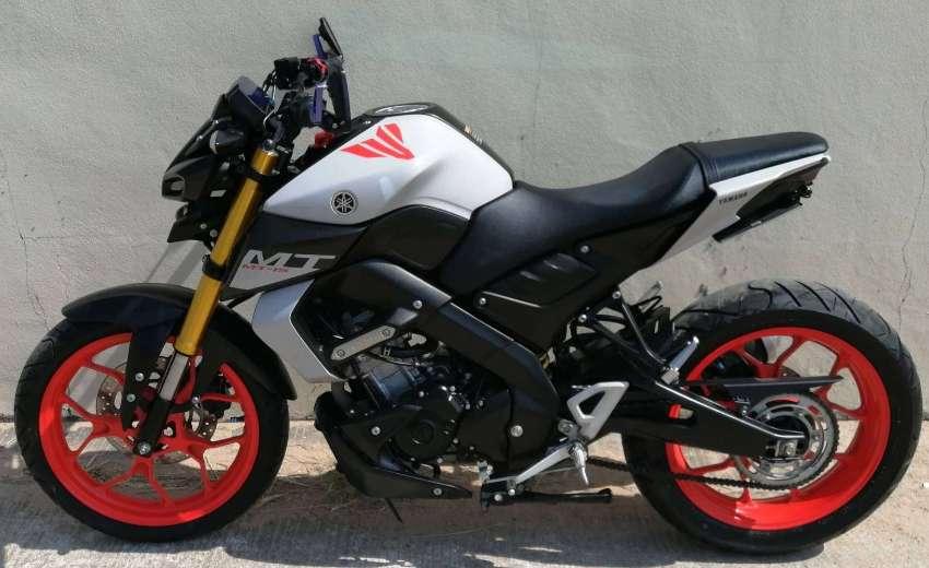 03/2019 Yamaha MT-15 155cc - 69.900 ฿ Finance by shop
