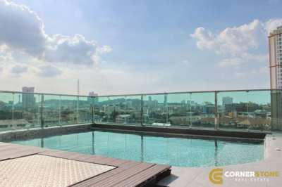 #CS1322  The Urban Attitude 2 Bedroom For Sale @ Central Pattaya