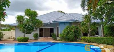 #HR1323  Privat Pool 3Bed 3Bath For Rent At SP Privacy @ East Pattaya