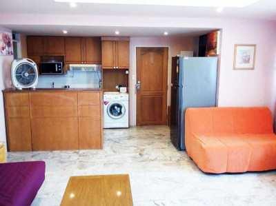 Jomtien Condotel, 80,9 m2, 1 bedroom