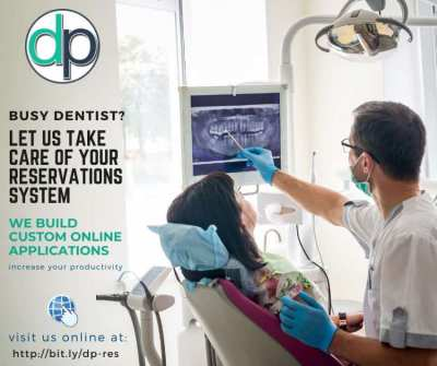 Are you a dentist or health specialist? Enter the new digital age.